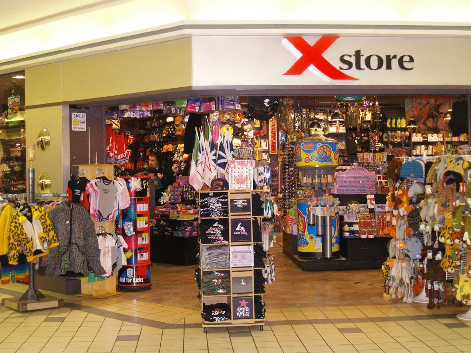 x store